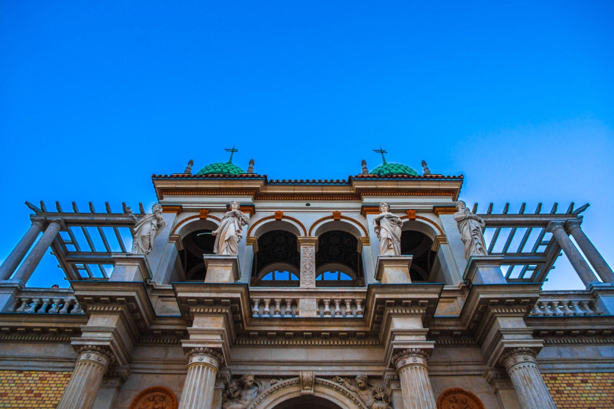 Some fantastic architecture